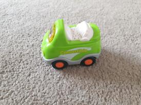 Toot toot car