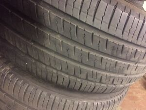 4 Michelin primacy 235/45/18 all season  Kitchener / Waterloo Kitchener Area image 2