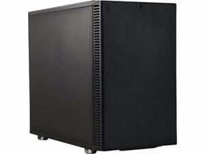 Fractal Design Define Nano S Black Silent Mini ITX