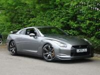 2009 (09) Nissan GT-R 3.8 V6 auto Premium Edition Finished in Gunmetal Grey
