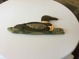 Loon - Wall Decor for Your Cottage