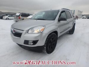 2008 SATURN OUTLOOK XE 4D UTILITY FWD 3.6L XE