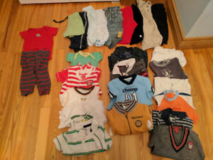 Boy and girl clothes 0-12m $0.50-$1 per piece