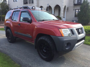 2010 Nissan Xterra Offroad Edition