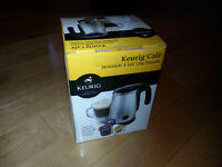 Keurig Cafe One-Touch Milk Frother