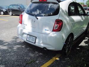 2015 Nissan micra Saint-Hyacinthe Québec image 3