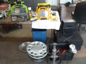 Miscellaneous Outdoor Equipment