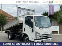 2020 Isuzu Trucks Grafter N35.125Te 1.9D Diesel 120bhp Automatic EURO 6 Tipper D