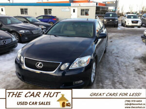 2006 Lexus GS 300 AWD *Fully Loaded*Accident Free*