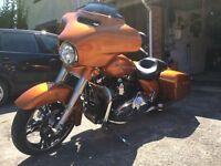2015(65) Harley Davidson street glide special