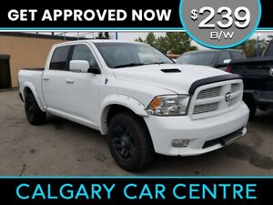 2012 Ram 1500 $239B/W TEXT US FOR EASY FINANCING! 587-317-4200