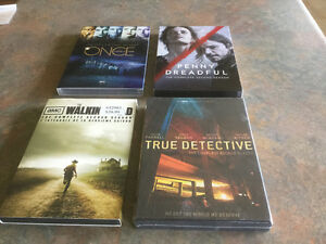 Walking Dead, True Detective, Penny Dreadful, Once Upon aTime