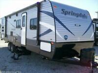 2018 Keystone SPRINGDALE 2960BH 2 BED BUNK American Caravan RV 5th Wheel Trailer