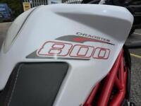 MV Agusta Dragster 800 EAS 16/16 reg 10814miles