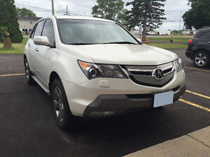2009 Acura MDX Elite AWD SUV, Crossover, One Owner