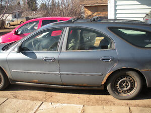 2000 Ford Taurus Wagon (currently in use)