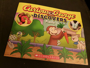 Curious George - Discovers Plants