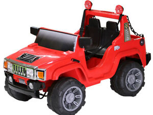 Daymak H2 - Ride On Electric Toy Car