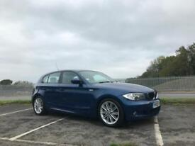 BMW 118 2.0TD 2009 d M Sport finance available from £30 per week