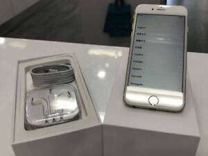 AS NEW iPhone 6 16GB gold unlocked tax invoice warranty Burleigh Heads Gold Coast South Preview