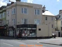 Fully Furnished - ( CHURCH ROAD -BN3) Office Space to Let in Brighton