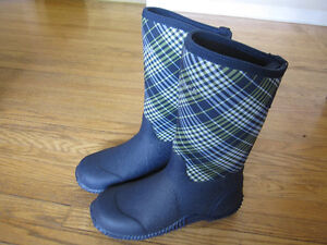 Brand New RUBBER BOOTS - WOMEN'S size 8 Peterborough Peterborough Area image 3