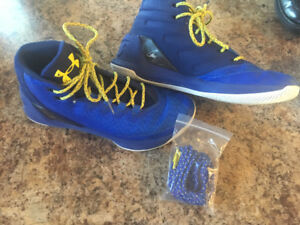 Steph Curry 3 Under Armour Basketball Sneakers