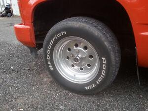 Weld Wheels for Chevrolet Truck