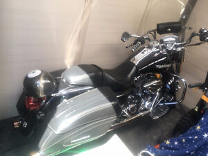 2008 Special Edition - Harley Road King