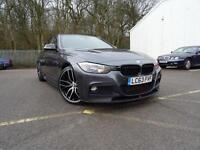 63 PLATE BMW 330D BLUE PERFORMANCE M SPORT AUTO 4DR+NO DEPOSIT FINANCE £360