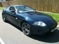 2006 Jaguar XK xk 4.2 V8 2dr Auto automatic 1 owner from new COUPE Petrol Automa