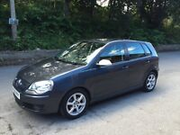 VW Polo 2009 Diesel Bluemotion Free Tax