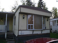 3 bedroom mobile home PRICE REDUCED $47,000 for quick sale