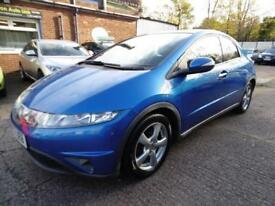 Honda Civic 1.8 I-VTEC SE I-SHIFT ( 12 MONTH MOT + PARKING SENSORS)