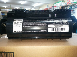 Toner for Lexmark printer