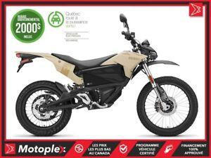 2020 Zero Motorcycles FX 7.2