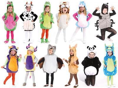ule Frosch Löwen Monster Spinnen Kinder Weste Kostüm Overall (Weibliche Eule Kostüm)