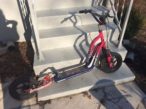 Scooter $50.00 each Dyno dual suspension