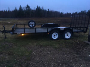 16 foot trailer