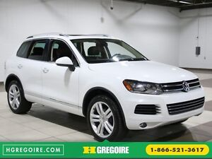 2013 Volkswagen Touareg Highline AWD AUTO A/C CUIR TOIT PANO MAG