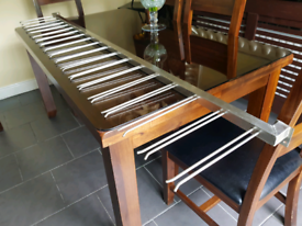 Stainless Steel Glass Rack