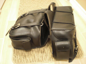 Genuine All American Rider Saddle Bags