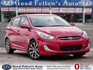 2017 Hyundai Accent GLS MODEL, SUNROOF, HEATED SEATS