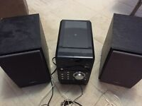 iSymphony, M-110. Stereo with iPod dock