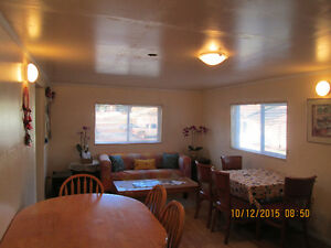 Motel Suite with Kitchen and RV Park Lot for Rent Prince George British Columbia image 7
