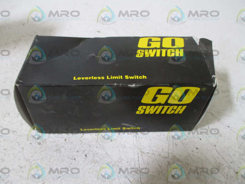 GO SWITCH 11-12125-B3 LEVERLESS LIMIT SWITCH * NEW IN BOX *