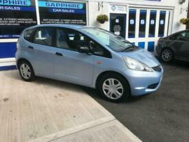 image for 2009 59 HONDA JAZZ 1.2 S. JUST ONE OWNER FROM NEW. FULL HONDA SERVICE HISTORY.