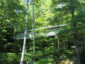 CRANELAKE WATERFRONT MUSKOKA COTTAGE FALL RENTALS
