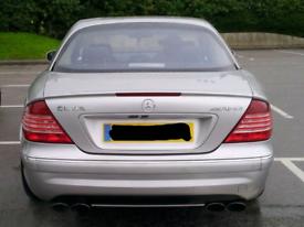 Mercedes CL55 Kompressor AMG Supercharge V8 Rare rs6 rs4 c63 s3 gti r for sale  Thornton, West Yorkshire
