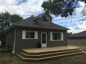 House for Sale or Rent to Own in Radville (30 mins from Weyburn)